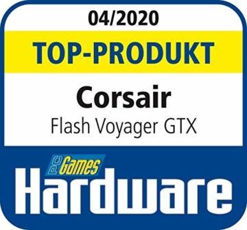 Corsair Flash Voyager GTX 512 GB USB-Stick USB 3.1 schwarz - 10
