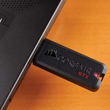 Corsair Flash Voyager GTX 512 GB USB-Stick USB 3.1 schwarz - 9