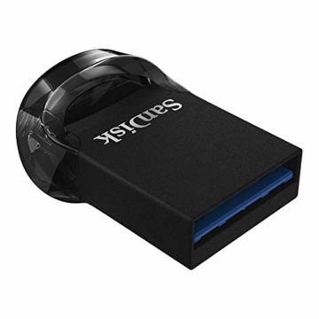 SanDisk SDCZ430-032G-G46 Ultra Fit 32 GB FlashLaufwerk USB 3.1 bis zu 130MB/Sek. Lesen - 2