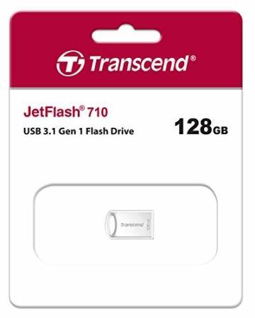 Transcend 128GB JetFlash 710 USB 3.1 Gen 1 USB Stick TS128GJF710S - 4